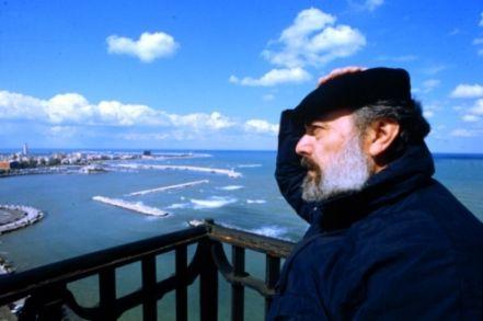 Michele Pinto (veduta del porto di Bari)