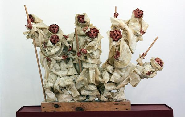 Metamorfismo- Scultura di Michele Pinto