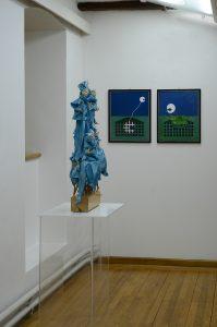 MetaFormismo-L'Arte nelle antiche dimore- National Museum, Niegoseva Biljarda-Montenegro-(2019)