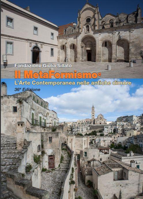 MetaFormismo- Ex Ospedale di San Rocco-Matera-Italia (2019)